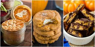 55 easy pumpkin dessert recipes sweet fall pumpkin desserts