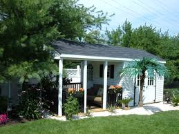 Pool House Cabana by Custom Storage Sheds From The Amish In Pa