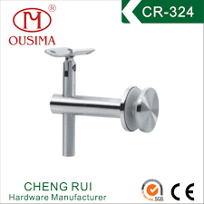 Handrail Fittings Suppliers China Adjustable Handrail Fitting Pipe Handrail Brackets China