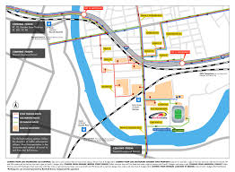 Garden State Plaza Map by Transportation Hub General Parking Map New York Red Bulls