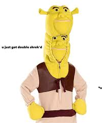 Le Meme - i just invented a new dank meme le double sherk dankmemes
