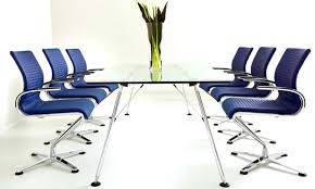 Grey Meeting Table Chair Foxy Images About Office Furniture Modern Conference Room