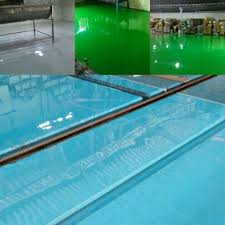 we supply and install high performance epoxy flooring acid