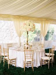 tent draping tent reception with ivory draping elizabeth designs the