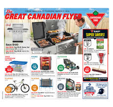 canadian tire on flyer march 21 27 canada
