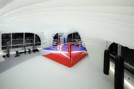 Building House Zaha Hadid Building In Beijing Houses A Stunning Muay Thai Studio