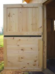 build your own set of replacement wooden shed doors using make