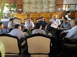 Krach Leadership Center Room Reservation Berita Foto Dirut Pelindo Iv Gelar Pertemuan Lanjutan Dengan