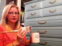 chalk paint basics with annie sloan paint youtube