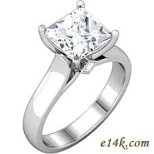 cz engagement ring remarkable 14k white gold cz engagement rings 31 about remodel