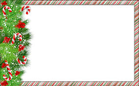 christmas png photo frame with candy canes gallery yopriceville