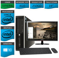 pc bureau reconditionné pc de bureau windows 10 pro 64 bits reconditionné portables org
