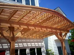 How To Make A Pergola by St Louis Pergolas Your Backyard Is A Blank Canvas St Louis