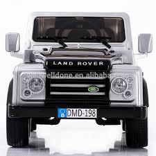 wddmd198 popular licensed land rover baby sit car double door