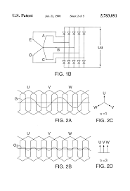 patent us5783891 brushless synchronous machine google patents