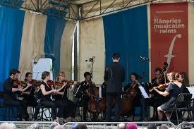 orchestre chambre flâneries 2017 orchestre de chambre de chagne ardenne