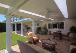 Elitewood Aluminum Patio Covers Solid Insulated Roof Details U2014 Myamazingyard Com