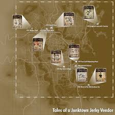Fallout 4 Map With Locations by Tales Of A Junktown Jerky Vendor Fallout 4 Fallout Wiki