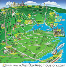 Houston City Limits Map Maps Update 21051488 Houston Tourist Attractions Map