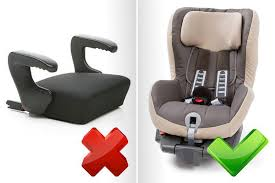 booster seat chaos on booster seats for toddlers as parents left