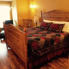 Pine Sleigh Bed Frame Single Pine Sleigh Bed Vine Dine King Bed Pine Sleigh Bed Ideas