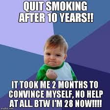 Anti Smoking Meme - beautiful anti smoking meme quit smoking meme keywords suggestions