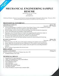 technical resume format experienced engineer resume experienced engineer resume format