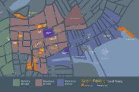Massachusetts travel planning images Salem ma parking map getting around salem ma pinterest jpg