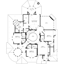victorian style house plan 4 beds 50 baths 5250 sq ft mesmerizing