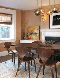 2 pendant lights over dining table room hanging lighting ideas