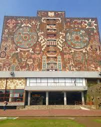 the murals at ciudad universitaria unam something to write muralworld