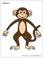 printable monkey coloring pages monkey coloring pages monkey coloring pages coloring page