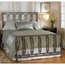 phoenix iron bed by wesley allen humble abode