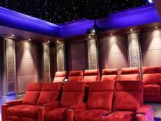 Amazing Home Theater Designs HGTV - Home theater design