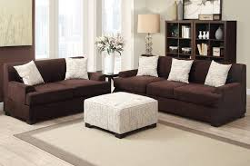 Sectional Or Sofa And Loveseat Nia Brown Fabric Loveseat Steal A Sofa Furniture Outlet Los