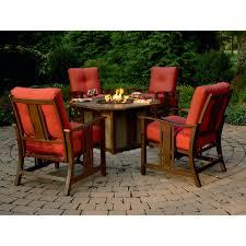 Costco Patio Furniture Canada - gas fire pit tables costco furniture with fire pit table outdoor