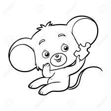 imagenes de ratones faciles para dibujar famoso si llevas un ratón a las películas para colorear colección