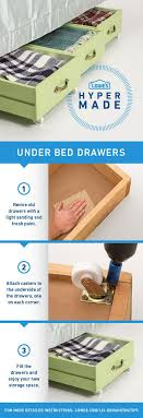 add a drawer under a table 25 creative diy ideas to add extra under bed storage 2017
