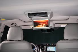 nissan armada dvd player 2017 toyota highlander reviews and rating motor trend