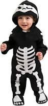 baby skeleton infant toddler costume buycostumes com