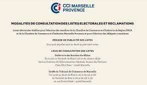 chambre de commerce et d industrie de marseille circonscription de la cci territoriale marseille provence chambre