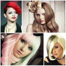 dramatic two tone hair color ideas u2013 best hair color trends 2017