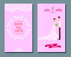 save the date cards free save the date card free vector in adobe illustrator ai ai