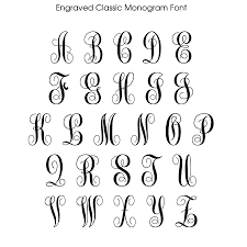 Monagram Necklace Men U0027s Classic Sterling Silver Monogram Necklace By Mia Belle
