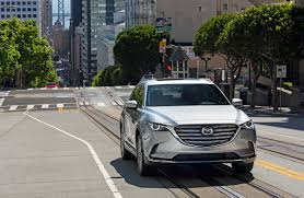mazda lineup 2017 2017 mazda cx 9 review big style little power