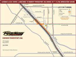Road Map Arizona by Hours And Location Ridenow Powersports Ina Tucson Arizona