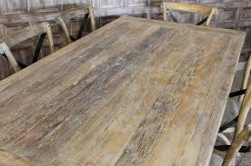 Limed Oak Dining Tables How To Distress Oak Dining Table Brokeasshome Com