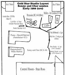 studio layout for a sonny and cher session photos pinterest