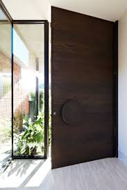 contemporary front doors best futuristic timber contemporary entrance doors 13035
