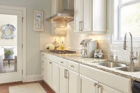 satin nickel white kitchen love everything about this update your outdated cabinet knobs porch daydreamer a beautiful life